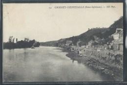 - CPA 76 - Croisset-Dieppedalle - France