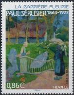 FRANCE Poste 4105 ** Tableau Paul SERUSIER : La Barrière Fleurie - Unused Stamps