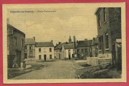 Vellereille-les-Brayeux - Place Communale  ( Voir Verso ) - Estinnes