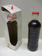 BOUTEILLE Pleine 250 Ml COCA-COLA 125 Ans Dans Boîte D'origine - Botellas