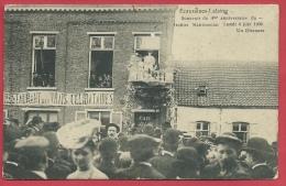 Ecaussinnes-Lalaing- 4me Goûter Matrimonial Du 4 Juin 1906 - Un Discours ( Voir Verso ) - Ecaussinnes