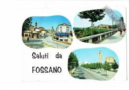 Italie - Saluti Da FOSSANO - Multivues - Vedute - Panorama - Italia