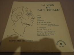 La Voix De Paul Eluard - Vinyl-Schallplatten