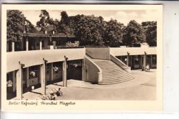 1000 BERLIN - RAHNSDORF, Strandbad Müggelsee, 1954 - Treptow