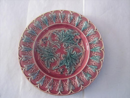 ASSIETTE BARBOTINE - Plates