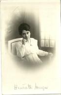 Portrait Femme Henriette Mourgues - Photos