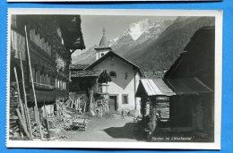 Mans1326, Ferden Im Lötschental, 5467, Animée, Non Circulée - VS Valais
