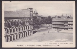 Bombay - St. Xavier's College - Hostel And New Wing - India