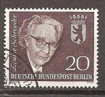 = Berlin 1961 - Michel 198 O = - Gebraucht