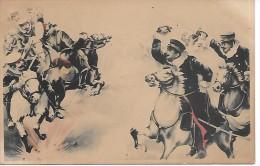 JAPON - Illustration Bataille - Non Classés