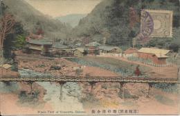 HAKONE, WHOLE VIEW OF TONOSAWA - Otros