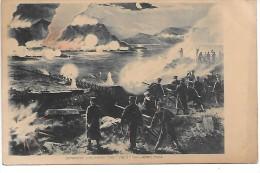 "JAPON - Illustration - Japanese Crossing The ""Valu"" - 30 Avril 1904 - Non Classés"
