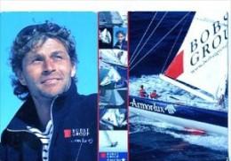 """CEL042 - Bernard STAMM - Skipper """"Bobst Group - Armor Lux"""" - Sportifs"""