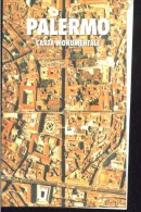 X PALERMO CARTA MONUMENTALE 1:5000 AAPIT II EDIZIONE - Carte Stradali