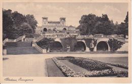 AK Potsdam - Sanssouci - Orangerie  (11996) - Potsdam