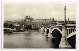 CSR 1942, Prag, Blick Auf Den Hradschin - Niederlande