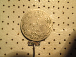 YUGOSLAVIA Kingdom Of SHS  Dinar 1925     1/1 - Yugoslavia