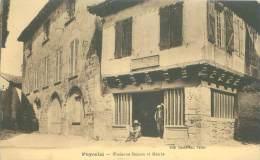 81 - PUYCELSI - Ancienne Maison Et Mairie - France