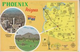 Phoenix - The Capital Of Arizona - Phoenix