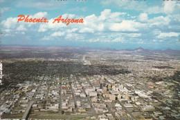 Phoenix - Water, Dammed On The Salt  And Verde Rivers As Transformed The Semi-arid Desert - Phoenix