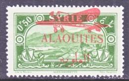 ALOUITES  C 17   * - Alaouites (1923-1930)
