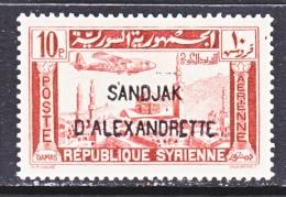ALEXANDRETTA  C 6   * - Alexandretta (1938)