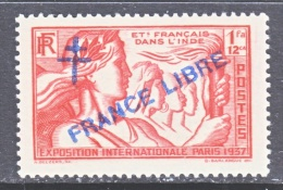 FRENCH  INDIA  138   * - India (1892-1954)