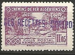 ALGERIE COLIS POSTAUX N°  93 NEUF**  SANS  CHARNIERE / MNH - Algérie (1924-1962)