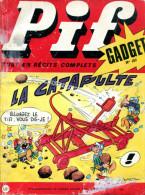 "Pif Gadget 157 ( Vaillant 1395 ) BD De Rahan ""le Signe De La Peur"" - Pif Gadget"