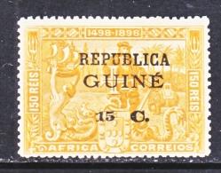 PORTUGUESE GUINEA  131  * - Portuguese Guinea