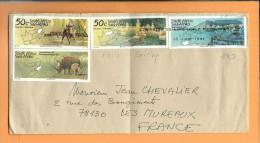 ENVELOPPE: Belle Philatélie Et Oblitération Juin 1995 - Afrique Du Sud (1961-...)