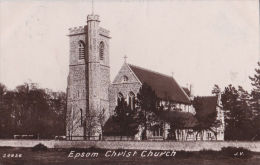EPSOM - CHRIST CHURCH - Surrey