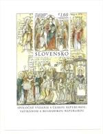 2013 - Vaticano Congiunta Evangelizzazione Moravia - Slovacchia^ - Nuovi