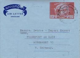 Burma / Birma - Aerogramme Echt Gelaufen / Used (D920) - Myanmar (Burma 1948-...)