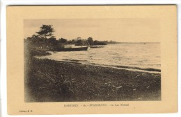 CPSM SEGBOROUI (Bénin Ex. Dahomey) - Le Lac Ahémé - Dahomey