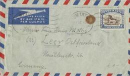 Südafrika / South Africa - Umschlag Echt Gelaufen / Cover Used (D924) - Südafrika (...-1961)