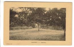 CPSM DANGBO (Bénin Ex. Dahomey) - Vue Générale - Dahomey