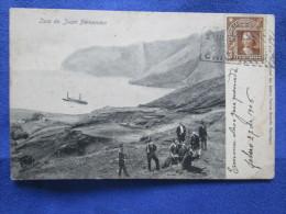 Isla De Juan Fernandez. Carlos Brandt 719. Voyage 1906. - Chile