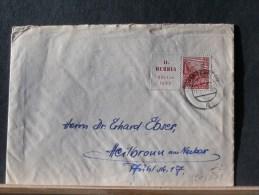 51/079     LETTRE 1959 - [6] République Démocratique