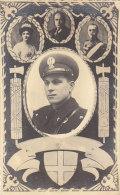 3-4063- Polizia - Guardia P.S. - Foto-cartolina Ricordo Periodo Fascista - Polizia – Gendarmeria