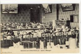 Carte Postale Ancienne Hauteville Lompnès - Sanatorium D´Hauteville. Salle à Manger - Hauteville-Lompnes