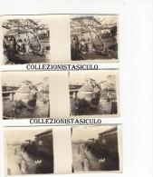 3-4068- S. Stefano Santo - Udine - 3 Foto Stereoscopiche 1916 - Guerra, Militari