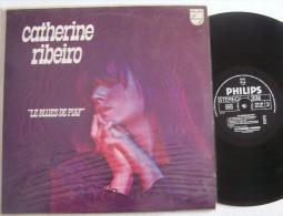 Catherine RIBEIRO LP Philips Original Le Blues De Piaf Année 1977 EX EX - New Age
