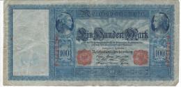 Billet Allemand - [ 2] 1871-1918 : Empire Allemand