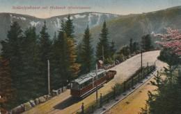 Schluchtstrasse Mit HOHNECK -88- Train Ancien - France