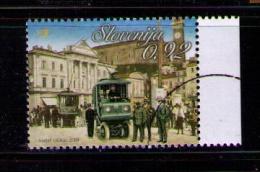 ESLOVENIA  2009 Piran Trolleys - Slovénie