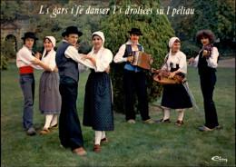 45 - ORLEANS - Groupe Folklorique - Les Caquesiaux - Orleans