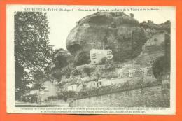 """Dpt  24  Les Eyzies De Tayac  """"  Commune De Tayac , Au Confluent De La Vezére Et De La Beune """" - France"""