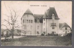 FAUCONCOURT . Le Château . - Frankreich