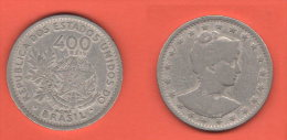 Brasile 400 Reis 1901 - Brésil